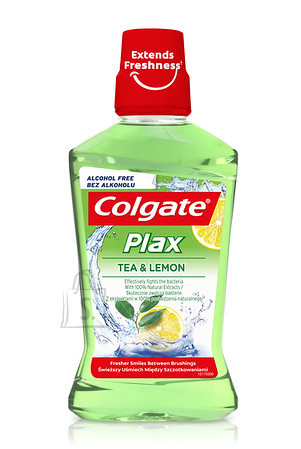 Colgate suuvesi Plax Tea & Lemon 500 ml