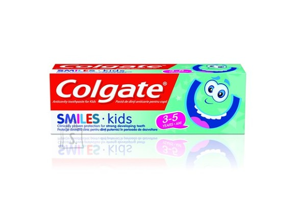 Colgate hambapasta Kids 3-5 50 ml