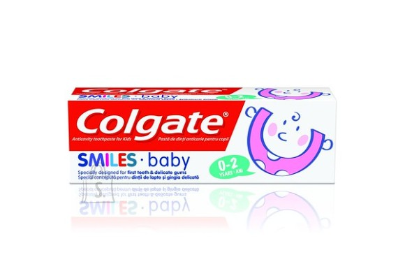 Colgate hambapasta Kids 0-2 50 ml