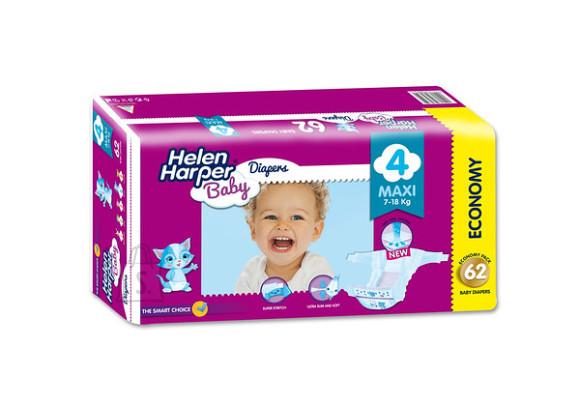 Helen Harper Smart Choice Maxi 7-18 kg, suurus 4- 62tk