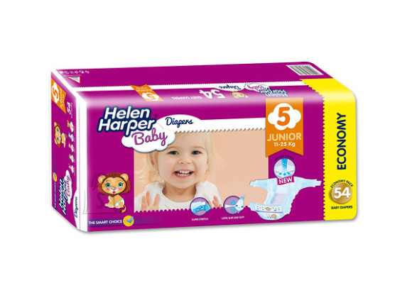 Helen Harper Smart Choice Junior 11-25 kg, suurus 5- 54 tk