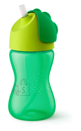 Philips Avent tass kõrrega 300ml, 12k+, poiste SCF798/01
