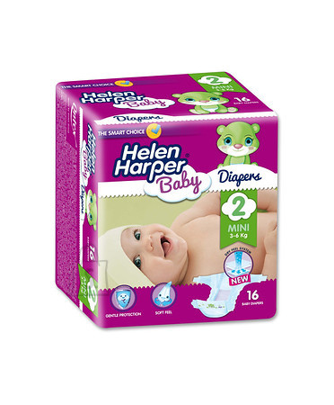 Helen Harper Smart Choice Mini 3-6 kg, suurus 2- 20 tk