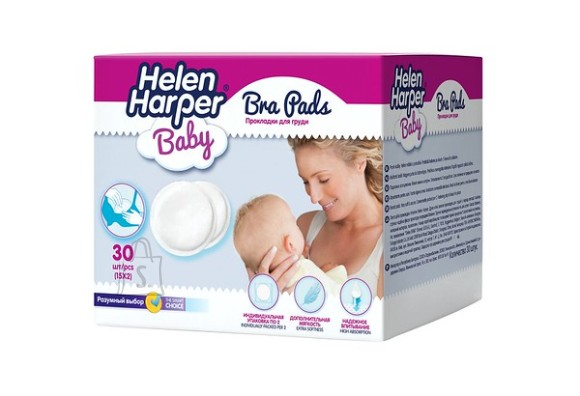 Helen Harper rinnahoidjakaitsepadjakesed- 30 tk
