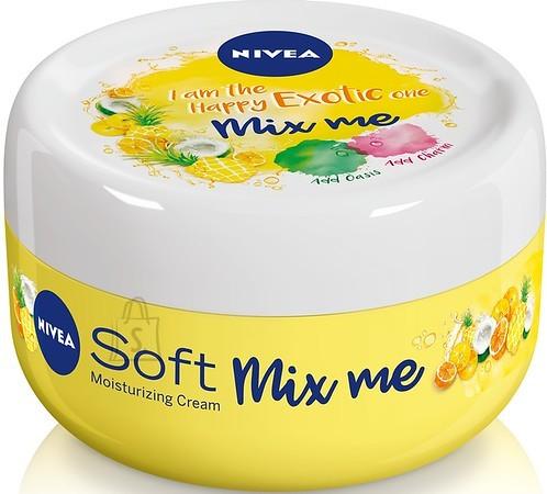 Nivea Soft kreem Mix Me Yellow 200ml 80186