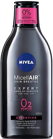 Nivea MiceallAIR Expert micellar vesi 400ml 88512