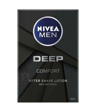 Nivea Men vedelik DEEP pärast habemeajamist 100ml 88581