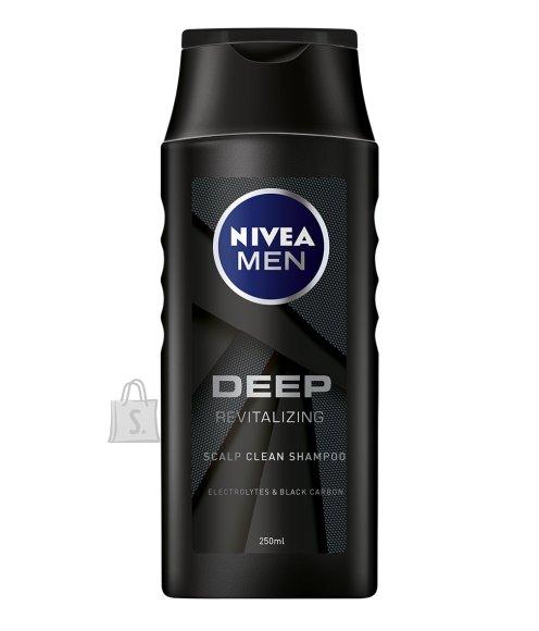 Nivea šampoon meestele DEEP 250ml 88508