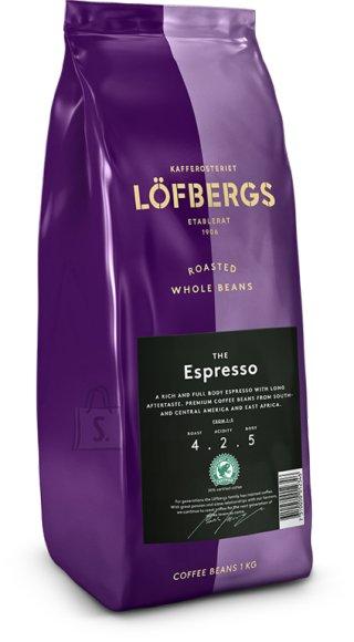Löfbergs Lila kohvioad Espresso 1 kg