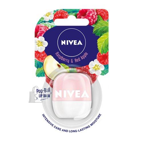 Nivea hügieeniline huulepulk Raspberry & Red Apple 7g 85129
