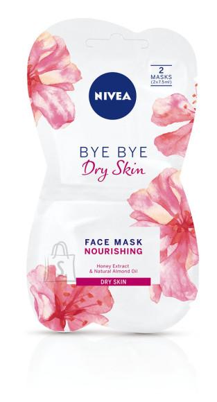 Nivea Bye Bye toitev mask kuivale nahale 15ml 84723