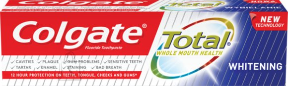 Colgate hambapasta Total Whitening 75 ml