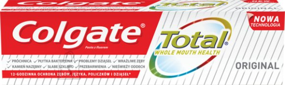 Colgate hambapasta Total Original 75 ml