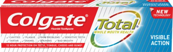Colgate hambapasta Total Advanced Visible Proof 75 ml