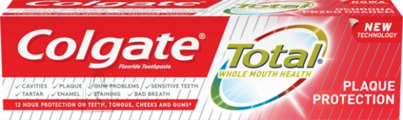 Colgate hambapasta Total Plaque Protection 75 ml