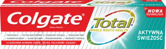 Colgate hambapasta Total Active Fresh 75 ml