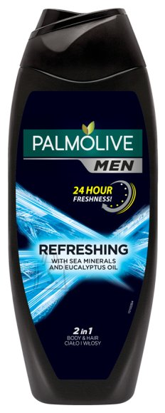 Palmolive dušigeel Men Refreshing 500 ml
