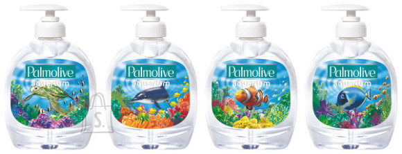 Palmolive vedelseep Aquarium 300 ml