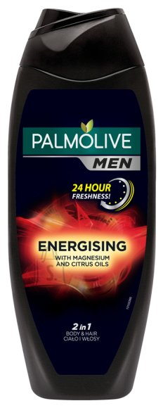 Palmolive 2in1 Men Energizing 500 ml