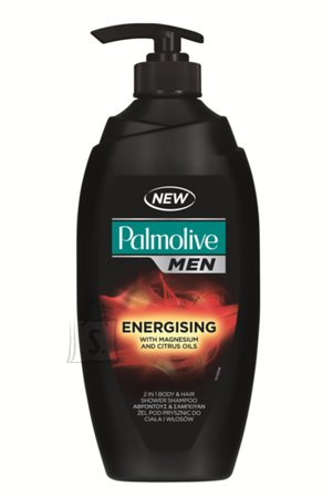Palmolive dušigeel Men Energizing Pump 750 ml