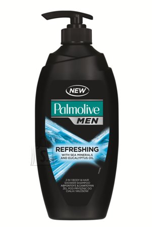 Palmolive dušigeel Men Pure Arctic Pump 750 ml