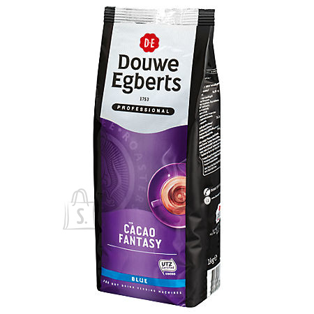 Douwe Egberts DE kakao 1kg Cacao Fantasy Blue