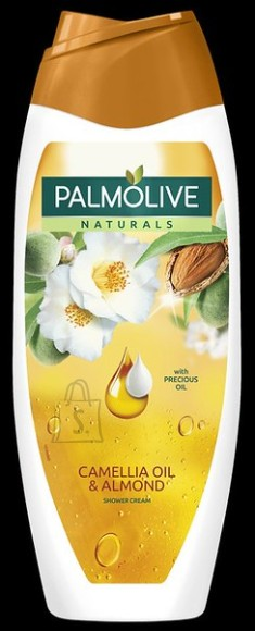 Palmolive Naturals Camelia & Almond Oil 500 ml