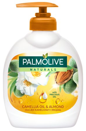 Palmolive vedelseep Naturals Camelia Oil & Almond 300 ml