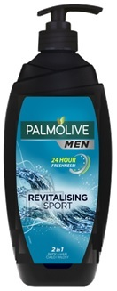 Palmolive Men Revitalizing Sport Pump 750 ml