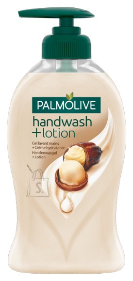 Palmolive vedelseep Plus Lotion Shea & Cocoa Butter 250 ml