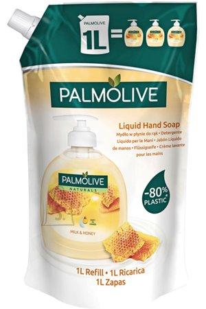 Palmolive vedelseep Milk & Honey täitepakk 1000 ml