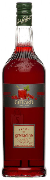 Giffard Grenadine maitseline siirup 1 L