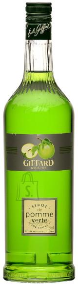 Giffard rohelise õuna maitseline siirup 1 L