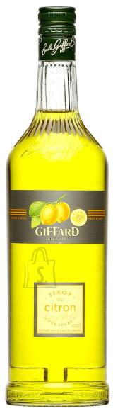 Giffard sidrunimaitseline siirup 1 L