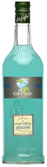 Giffard Icy mint maitseline siirup 1 L
