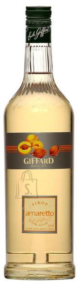 Giffard amarettomaitseline siirup 1 L