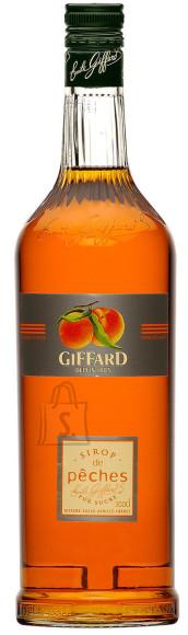Giffard virsikumaitseline siirup 1 L