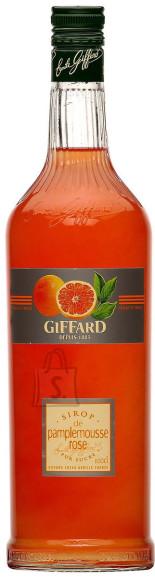 Giffard roosa greibi maitseline siirup 1 L