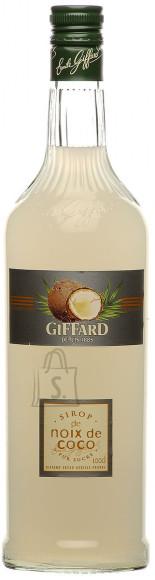 Giffard kookosemaitseline siirup 1 L