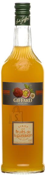 Giffard Passion Fruit maitseline siirup 1 L