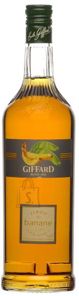 Giffard banaanimaitseline siirup 1 L