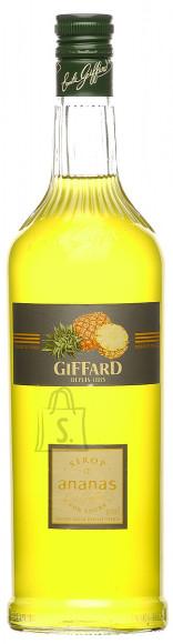 Giffard ananassimaitseline siirup 1 L