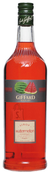 Giffard arbuusimaitseline siirup 1 L