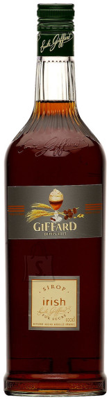 Giffard iiri kohvi maitseline siirup 1 L