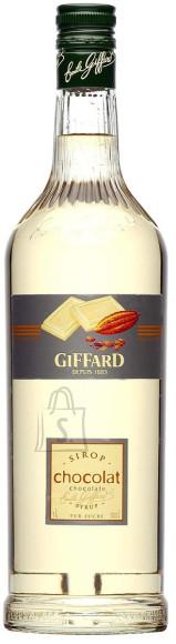 Giffard valge shokolaadi maitseline siirup 1 L