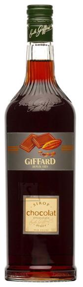 Giffard shokolaadimaitseline siirup 1 L