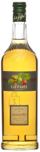 Giffard GIFFARD pähklimaitseline siirup 1L