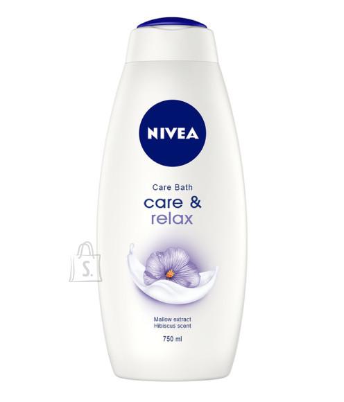 Nivea NIVEA dušigeel 2in1 CARE&RELAX 750ml 80922