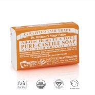 Dr. Bronner´s Tea Tree Pure Castile Organic Bar Soap 140 gr - teepuuõliga orgaaniline tükiseep
