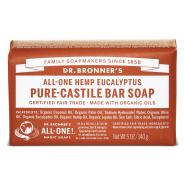 Dr. Bronner´s Eucalyptus Pure Castile Organic Bar Soap 140 gr